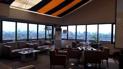 Sky Lounge Hotel Best Western Plus Kemayoran
