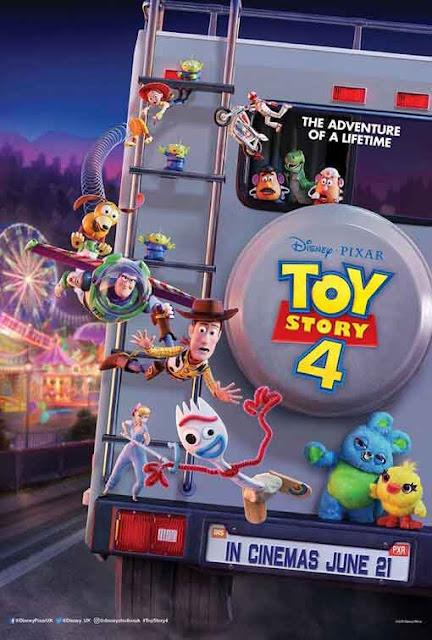 أقوى وأفضل أفلام 2019 المنتظرة بشدة فيلم toy story 4