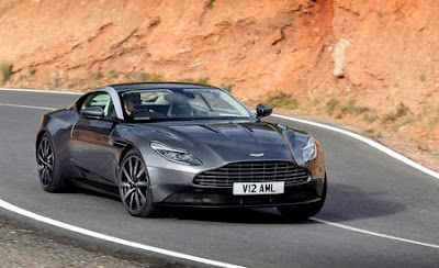 2017 Aston Martin DB11 car
