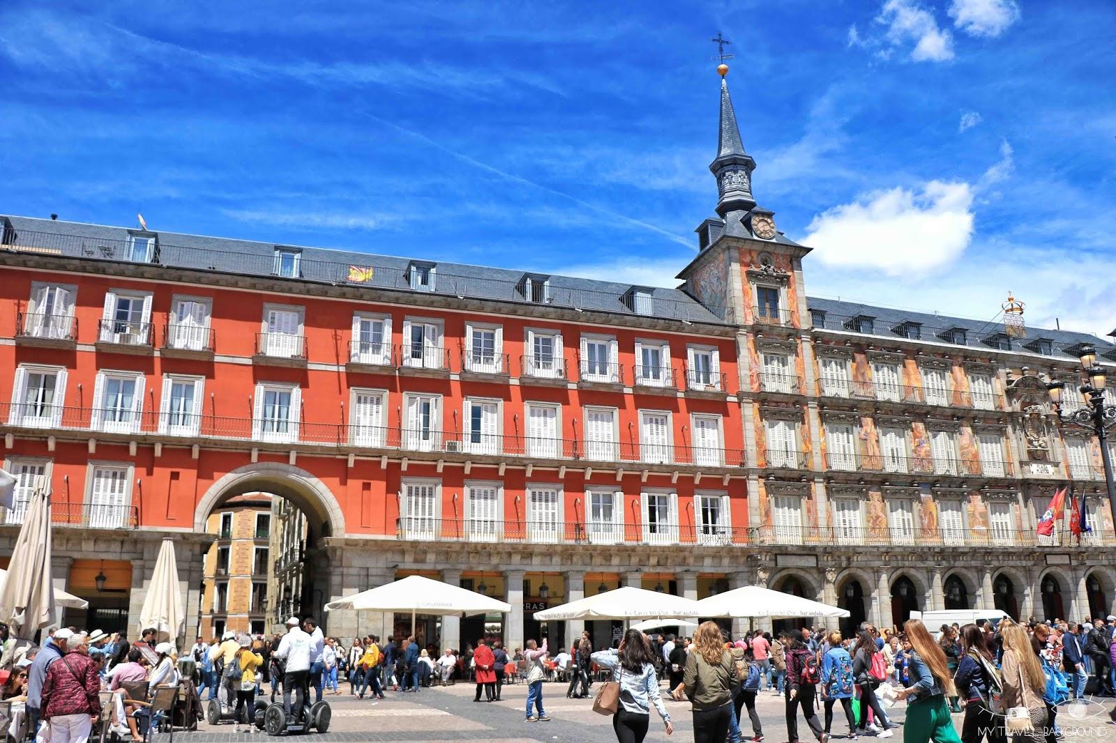 My Travel Background : mon road trip de 10 jours en Andalousie, Espagne : itinéraire et infos pratiques - Madrid
