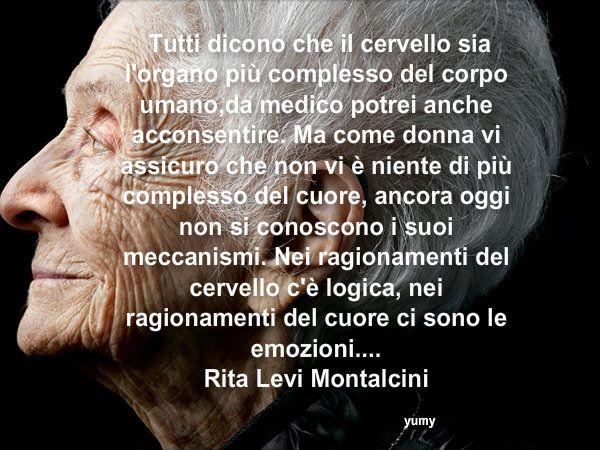 Frasi Aforismi E Altro Rita Levi Montalcini