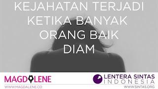 URGENT! Desak Pembahasan UU Penghapusan kekerasan Seksual. #YuyunAdalahKita