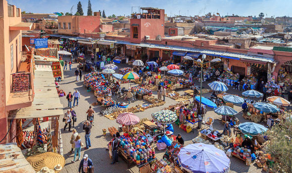 Hotel Marrakech All Inclusive Sans Transport
