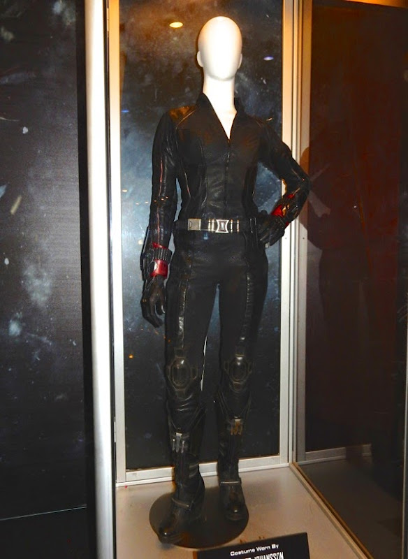 Black Widow costume Avengers Age of Ultron