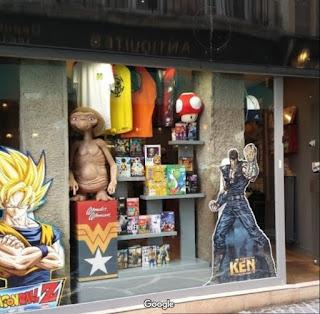 image google de la nouvelle boutique