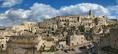 A Matera si gira il film di Wonder Woman
