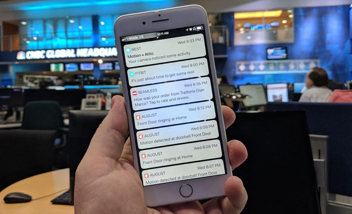 Motion notifications are a must-have feature in nowadays security systems.