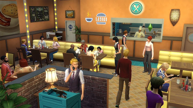Download The Sims 4 Dine Out