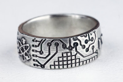 Circuit Board Ring