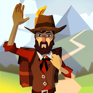 The Trail MOD APK+DATA Unlimited Money 6834