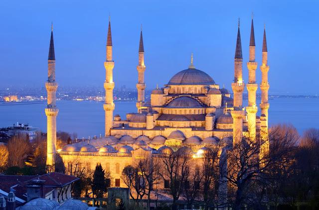 Primeiro dia de roteiro em Istambul na Turquia
