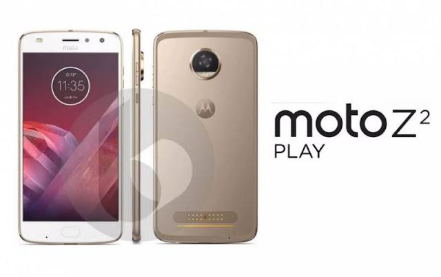 Motorola Resmi Rilis Moto Z2 Play Dengan Baterai 3.000 mAh