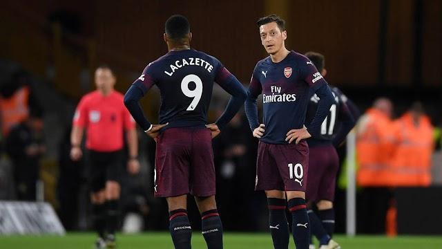 Wolves Tear Arsenal Yansh No Be Small