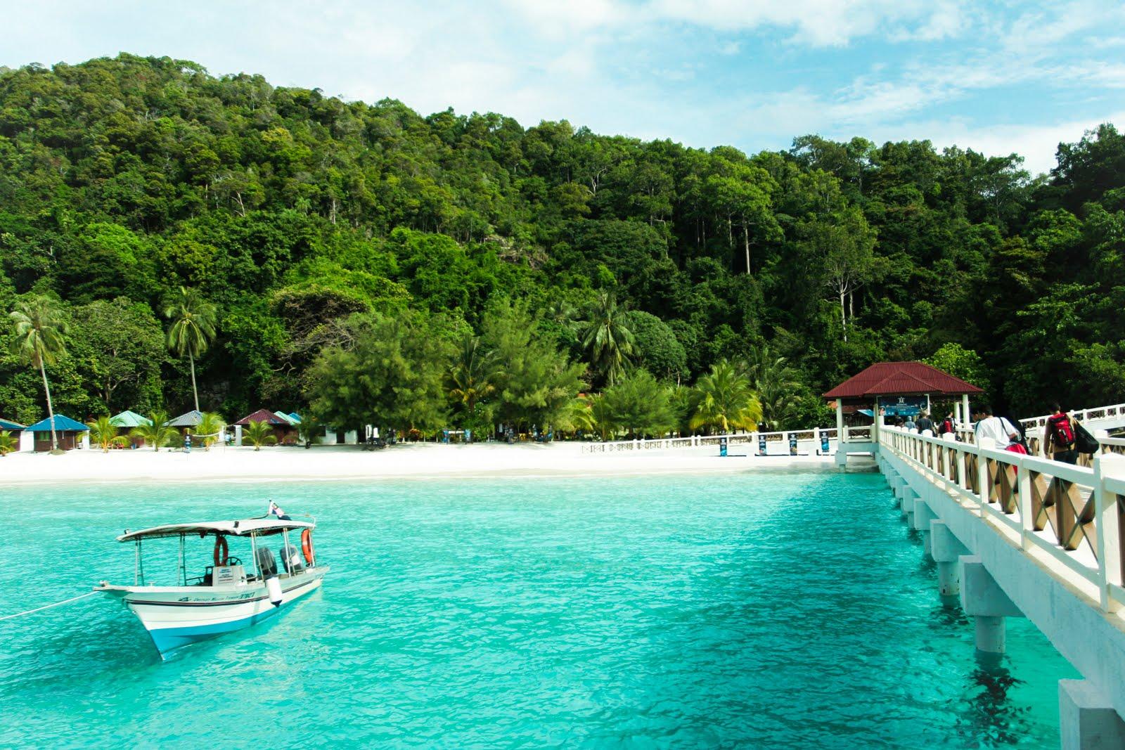 TOP WORLD TRAVEL DESTINATIONS: Redang Island, Terengganu