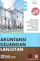 Judul Buku : Perspektif Indonesia - AKUNTANSI KEUANGAN LANJUTAN Edisi 2 Buku 1 Pengarang : Ricard E. Baker, dkk Penerbit : Salemba Empat