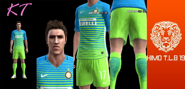 PES 2013 Inter Milan Third Kit Season 2016/2017