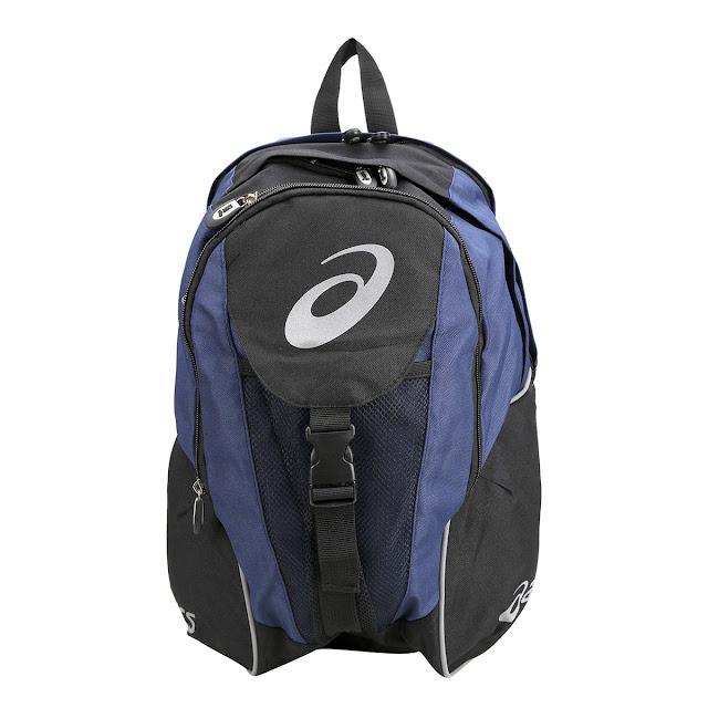 A Mochila Asics Active Backpack é ideal para você levar seus pertences para qualquer lugar!