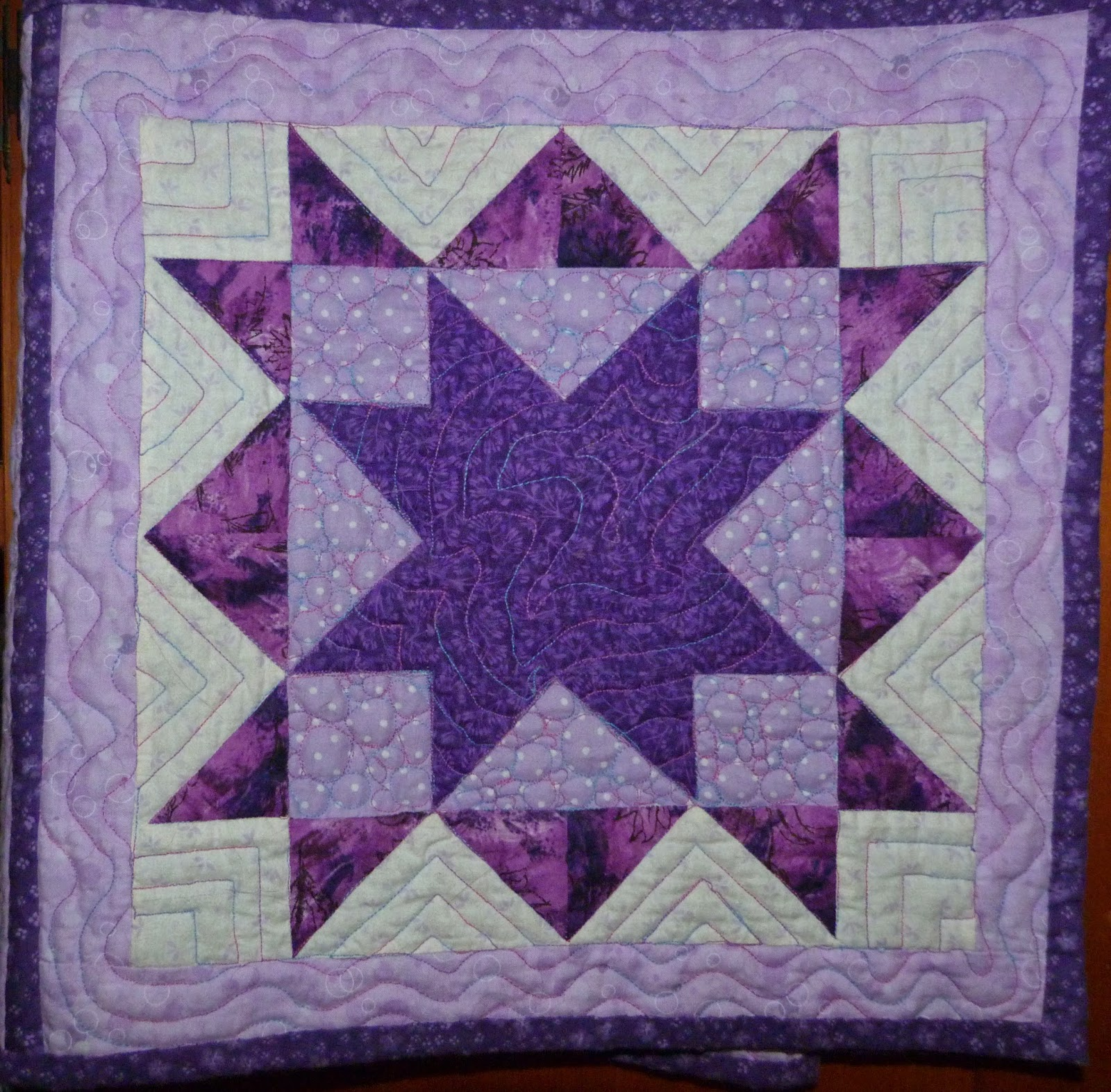 CHQuilts:double star block