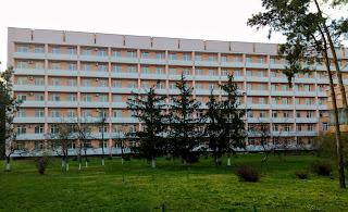 Миргород. Санаторий «Полтава»