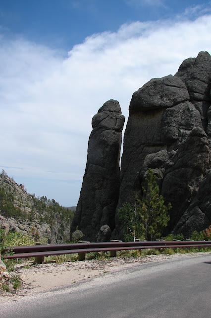 Our Life In Illinois Badlands Amp The Needles Highway