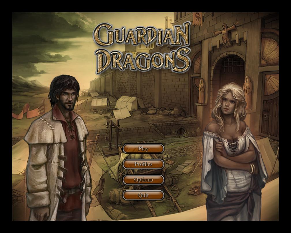 Guardian Dragons - Katılımsız Oyun
