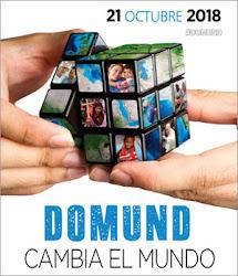Domund 2018: Cambia el mundo