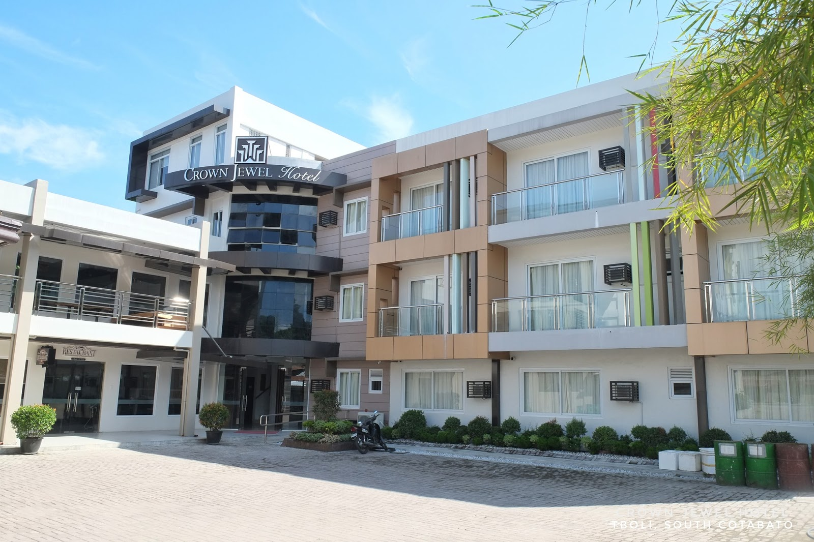 Crown Jewel Hotel in Tboli, South Cotabato