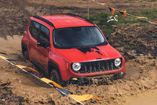 Jeep Renegade Tough Mudder (2017) Front Side 1