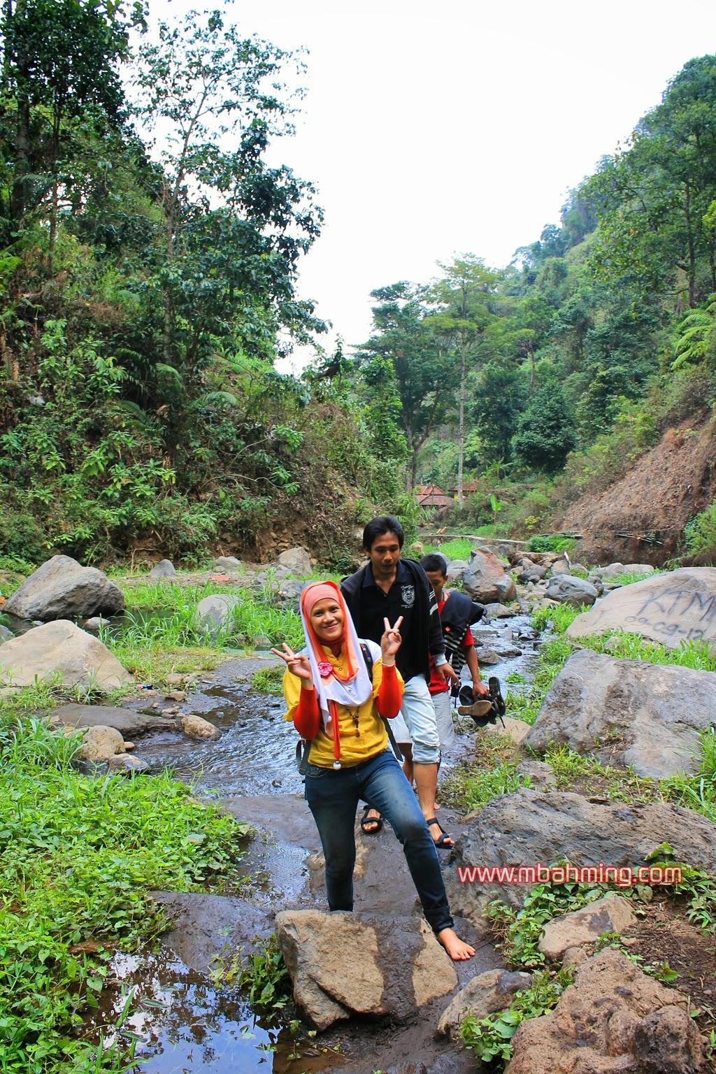 jalan kaki madakaripura