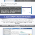 How to convert PDF to Word without losing any quality
