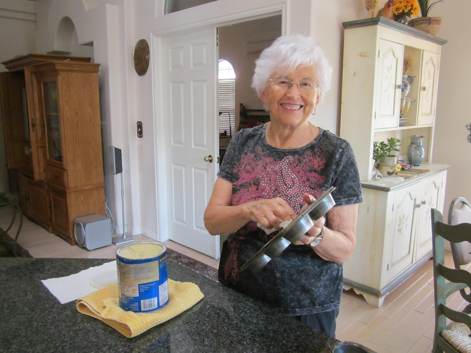 Dimples & Delights: More Muffins and My Grandma