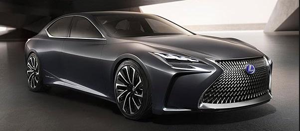 Harga dan Spesifikasi Mobil Lexus