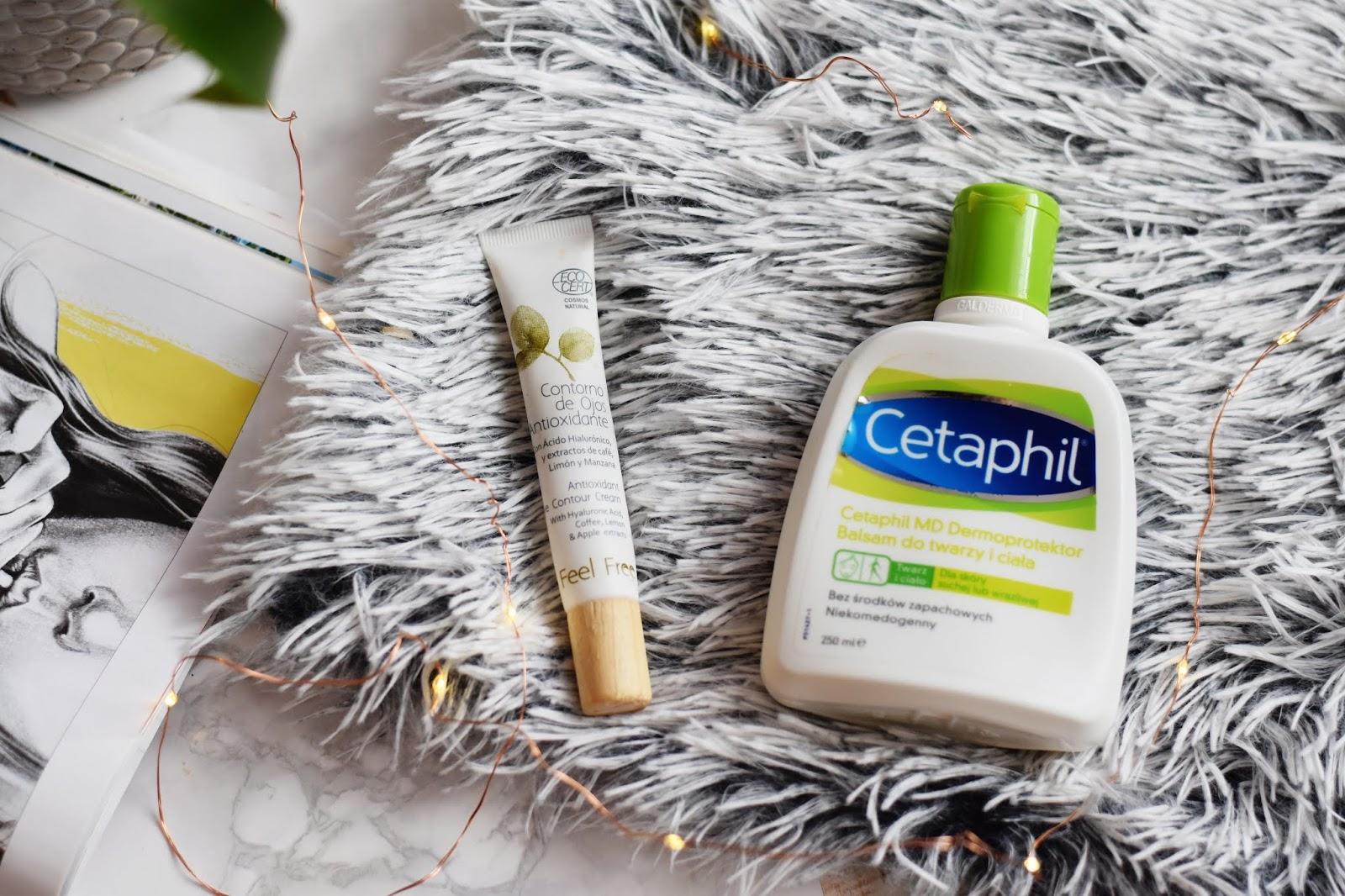 cetaphil balsam do twarzy i ciała recenzja