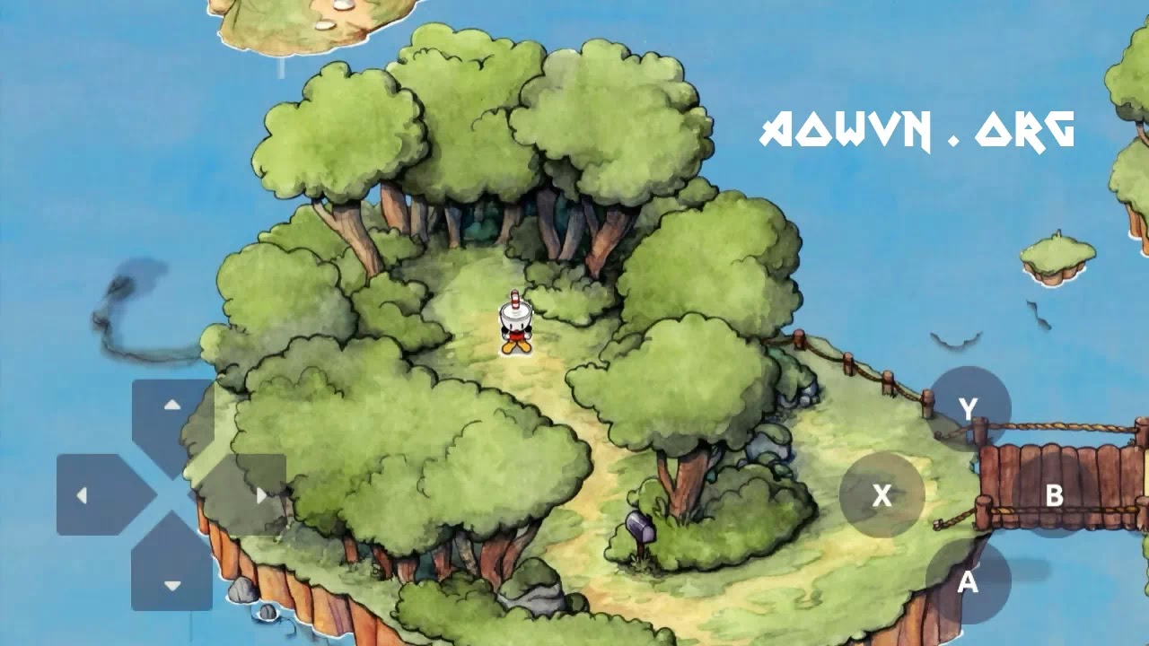 AowVN.org Cuphead min%2B%25282%2529 - [ HOT ] Cuphead Mobile | Android - Game Cực Hay