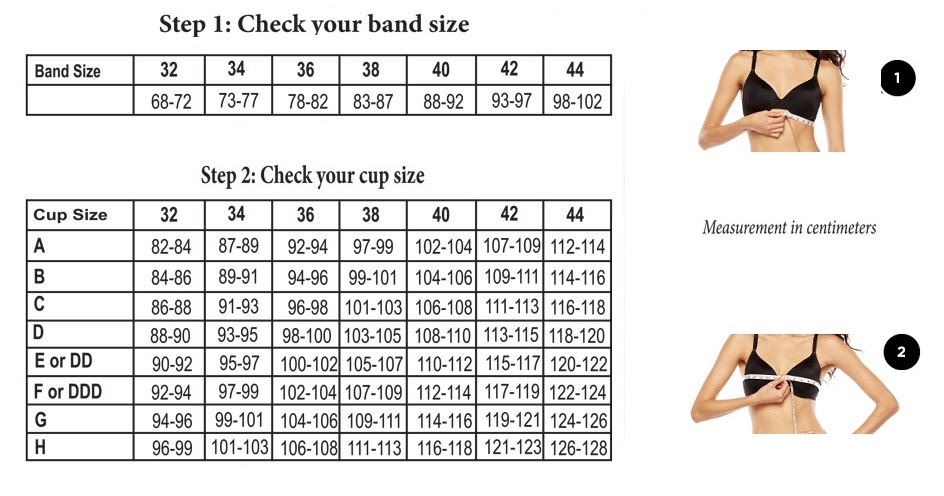 whats your bra size