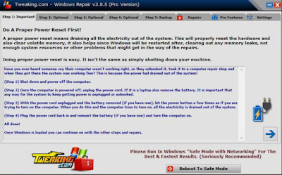 Windows Repair PRO (All in One) 3.9.6 Free Download