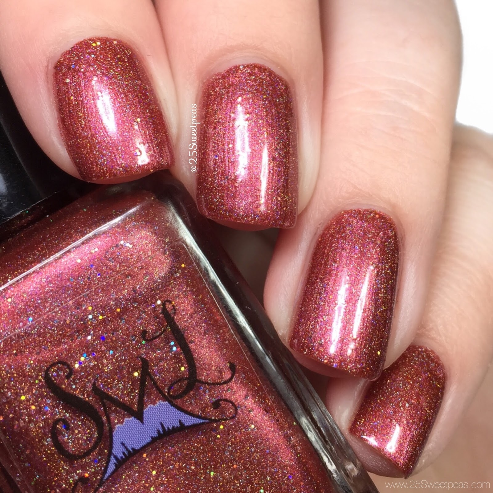Smokey Mountain Lacquer Sweet