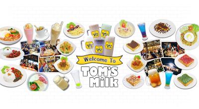 Lowongan Kerja Jogja Kitchen, Barista, Waiter, Steward di Tom's Milk