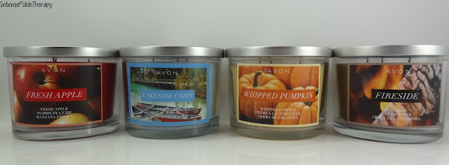 Avon | Harvest Fragrance Candle Collection