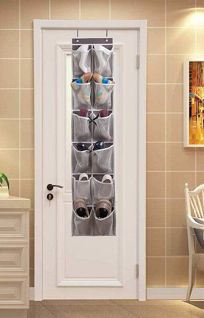 bathroom storage and organization hacks