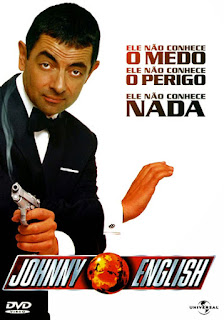 Johnny English - BDRip Dual Áudio