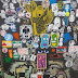 Sticker como arte urbano