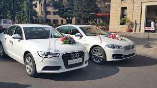 peluang usaha hiasan mobil pengantin