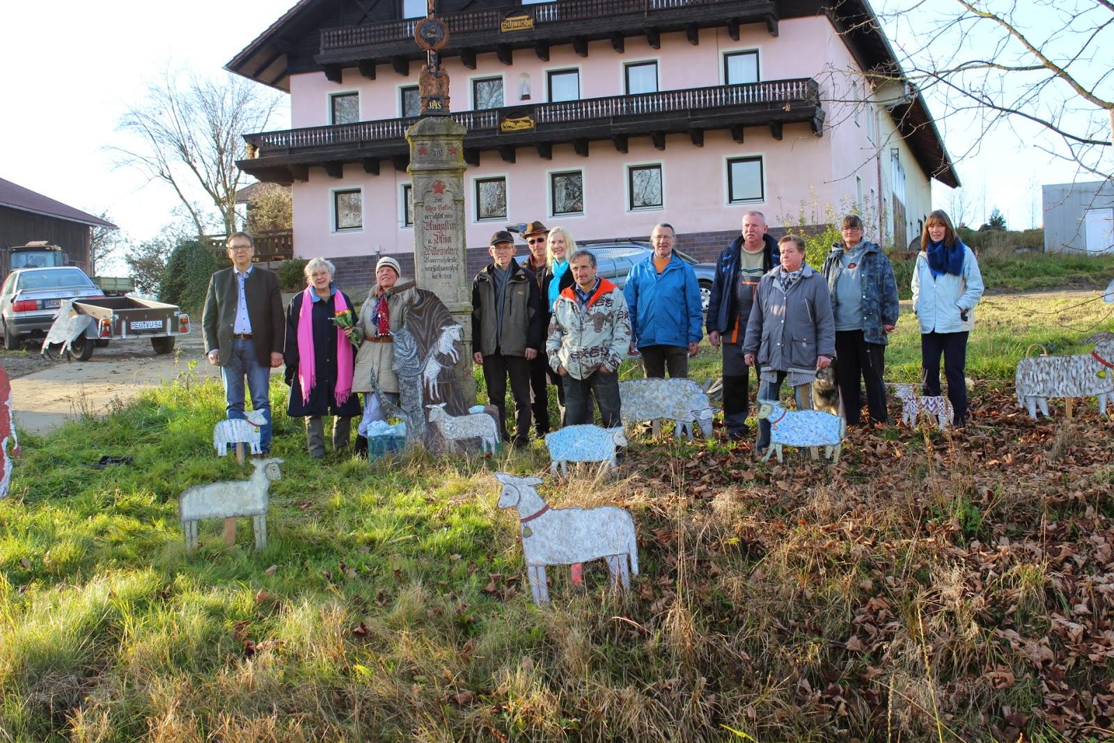 schwarzhof bayerischer wald