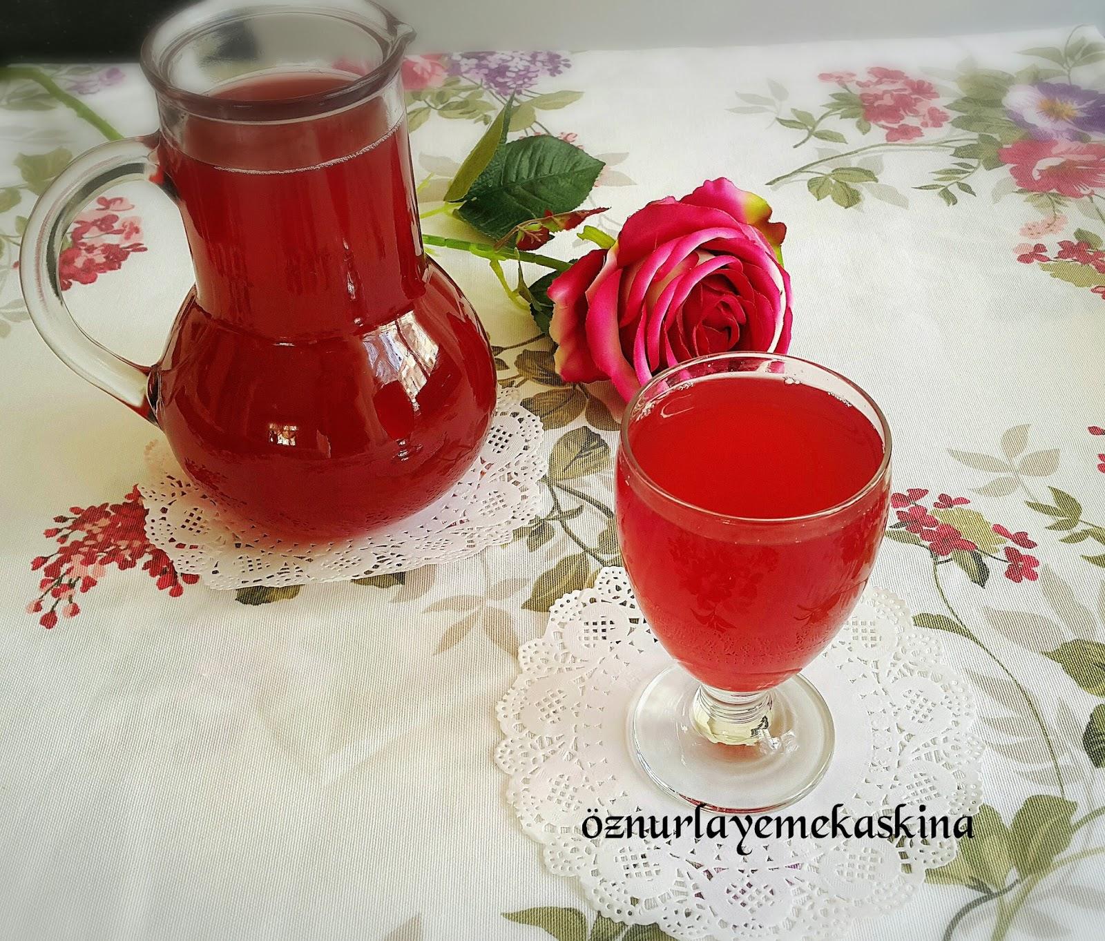 Kızılcık Şerbeti