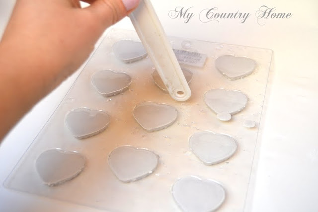 Come Si Usa La Polvere Di Ceramica.My Country Home Tutorial Gessi Profumati