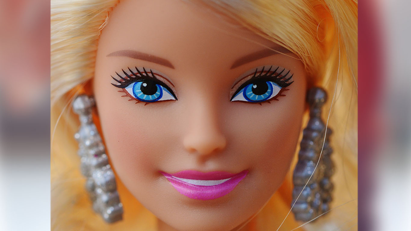 latest beautiful barbie doll photo