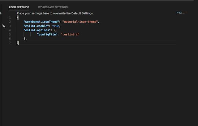 Hướng dẫn cài đặt Eslint trên VS Code