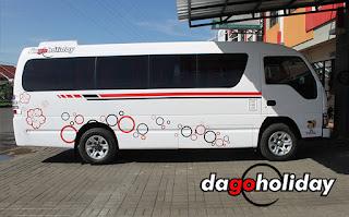 Sewa bus Bandung murah Faslitas terbagus