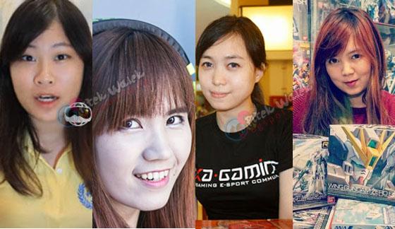 5 Cewek Gamers Terbaik Indonesia Yang Cantik Jelita